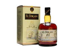 El Dorado El Dorado 15yr Rum