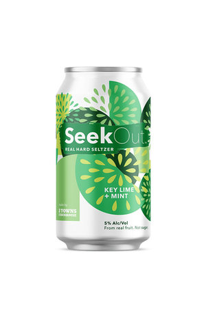 Seek Out Seek Out Key Lime & Mint Seltzer