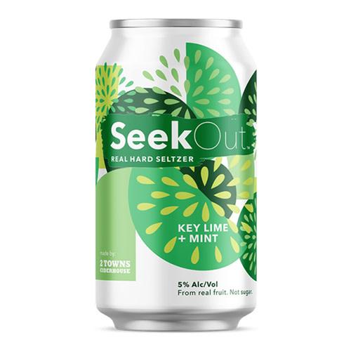 Seek Out Seek Out Key Lime & Mint Seltzer