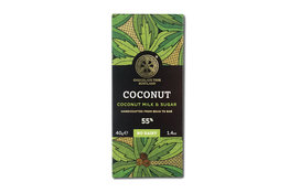 Chocolate Tree Chocolate Tree Coconut Milk 55% 40g