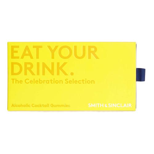 Smith & Sinclair Smith & Sinclair Alcoholic Cocktail Gummies - The Celebration Selection