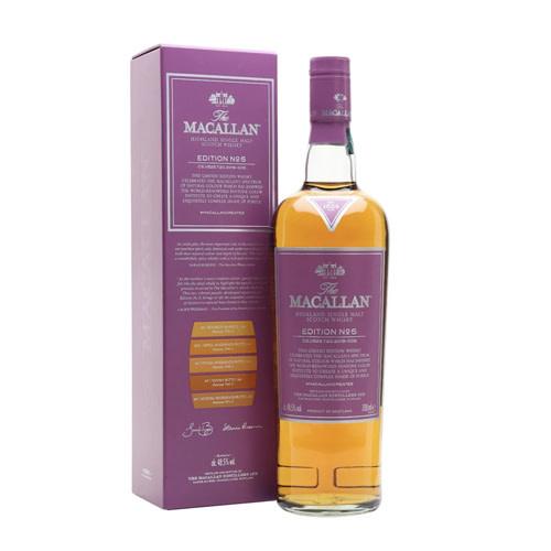 The Macallan The Macallan Edition No.5 Single Malt Whisky