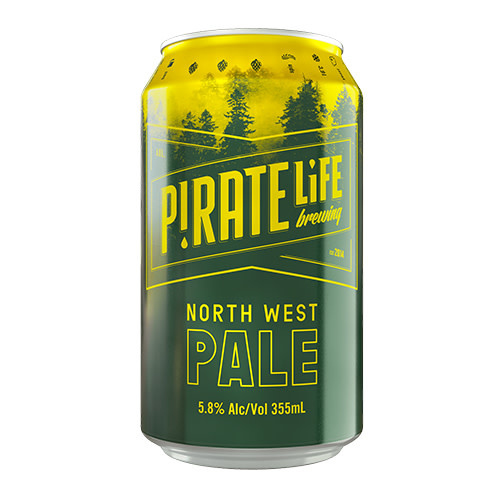 Pirate Life Pirate Life North West Pale Ale