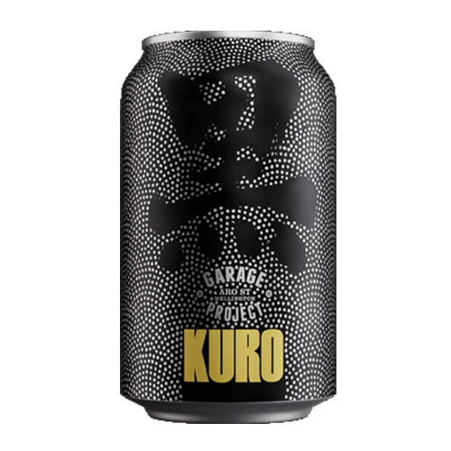 Garage Project Garage Project Kuro Japanese Inspired Black Lager
