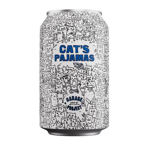 Garage Project Garage Project Cat's Pajamas Vanilla Cream Ale