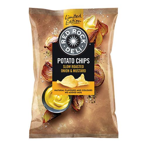 Red Rock Deli Red Rock Deli Slow Roasted Onion & Mustard 150g