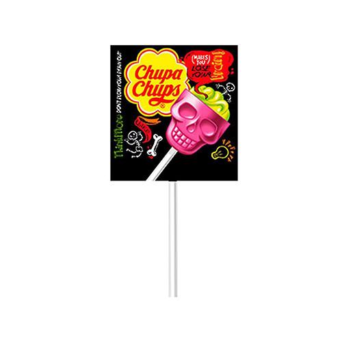Chupa Chups Chupa Chups Mini Skull Lollies 15g