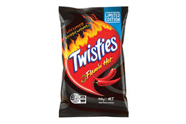 Twisties Twisties Flamin' Hot 90g
