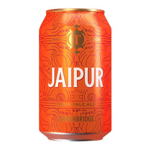Thornbridge Thornbridge Jaipur IPA can