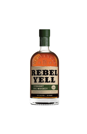 Rebel Yell Rebel Yell Straight Rye Whiskey