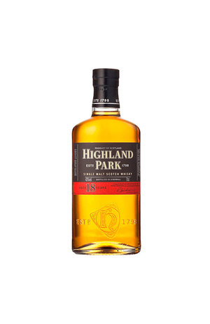 Highland Park Highland Park 18 Year Old Single Malt Scotch Whisky, Island
