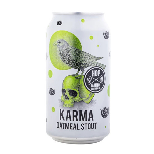 Hop Nation Brewing Hop Nation The Karma Oatmeal Stout