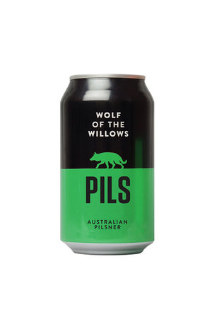 Wolf of the Willows Wolf of the Willows Pilsner