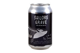 Sailors Grave Brewing Sailors Grave Law of the Tongue Oyster Stout