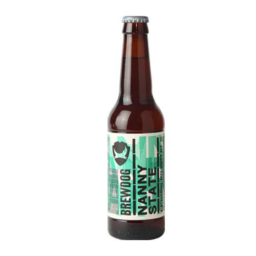 Brew Dog BrewDog Nanny State Hoppy Ale (0.5% ABV)