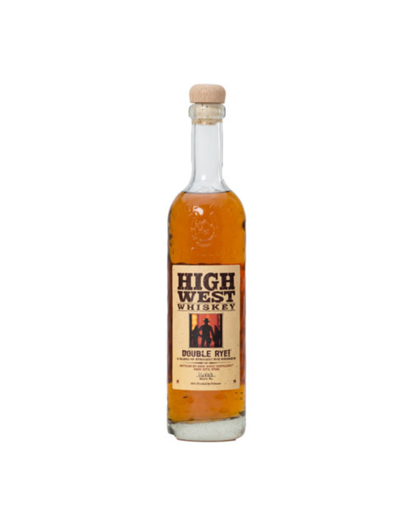 High West High West Double Rye Blended Straight Rye Whiskey, U.S*