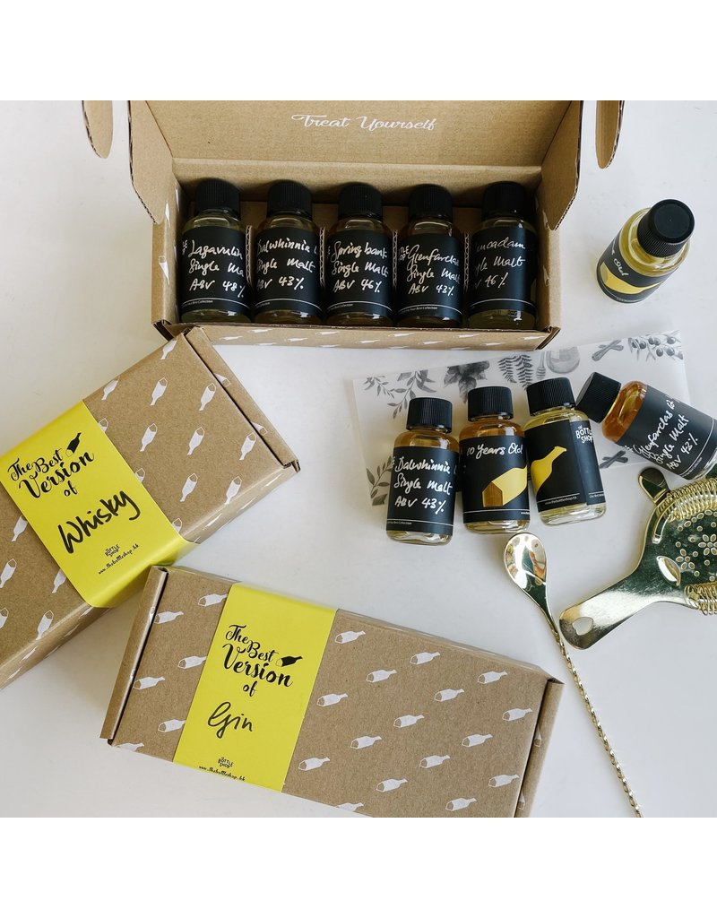 The Bottle Shop Pty Limited The Bottle Shop Whisky Tasting Set