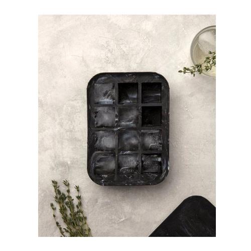 Peak Ice Works W&P Peak Ice Works Everyday Ice Tray Marble Black 3cm x 3cm
