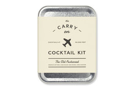 The Carry On Cocktail Kit W&P The Carry On Cocktail Kit - The Old Fashioned