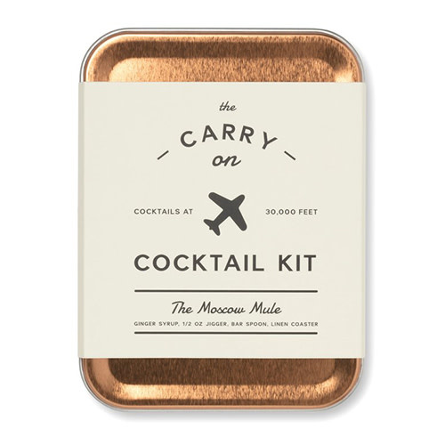 The Carry On Cocktail Kit W&P The Carry On Cocktail Kit - The Moscow Mule