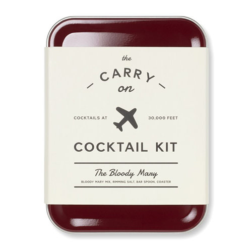 The Carry On Cocktail Kit W&P The Carry On Cocktail Kit - The Bloody Mary