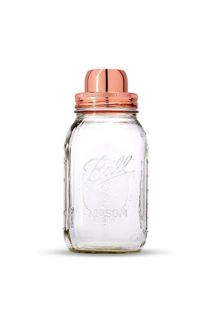 W&P The Mason Shaker Copper 32oz