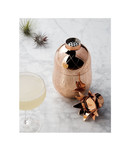 W&P Pineapple Cocktail Shaker Copper 18.5oz