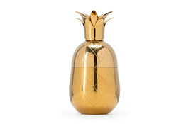 W&P Pineapple Cocktail Shaker Gold 18.5oz
