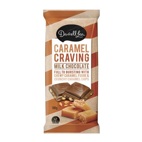 Darrell Lea Darrell Lea Caramel Craving Block 180g
