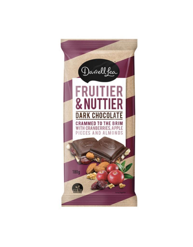 Darrell Lea Darrell Lea Fruitier & Nuttier Block 180g