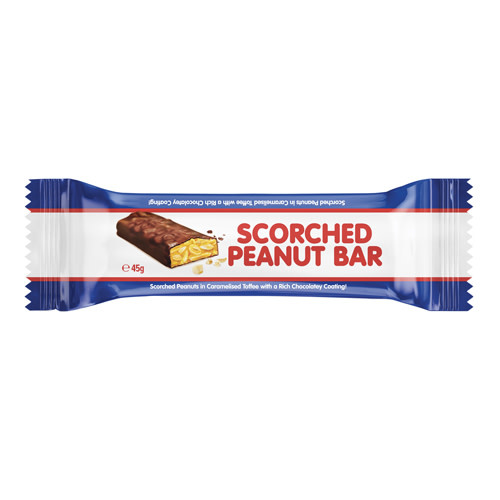 Cooks Cooks Scorched Peanut Bar 45g