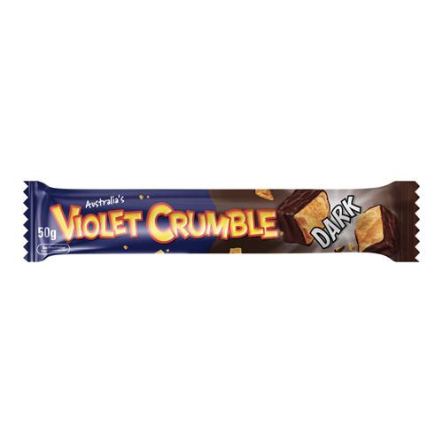 Nestle Nestle Violet Crumble Dark 50g