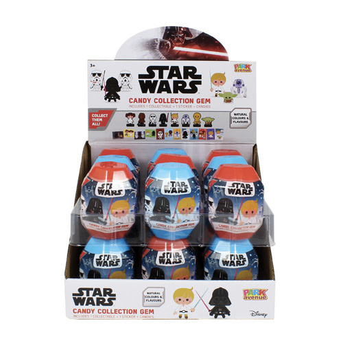 Park Avenue Star Wars Candy Character Collection Gem 10g