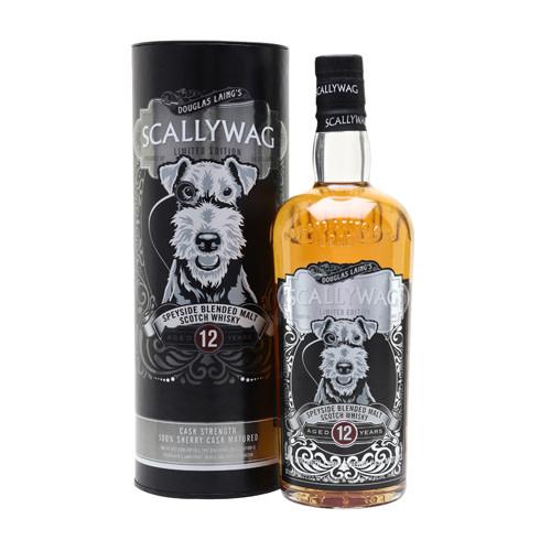 Douglas Laing Douglas Laing  Scallywag 12 Year Limited Edition Regional Blended Malts Scottish Whisky