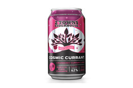 2 Towns Ciderhouse 2 Towns Ciderhouse Cosmic Currant Cider