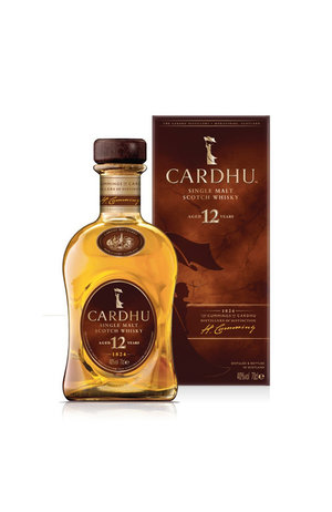 Cardhu Cardhu 12 Years Single Malt Whisky, Speyside
