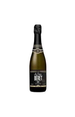Le PETIT Béret Le PETIT Béret  Blanc de Blancs Sparkling Wine Alcohol Free