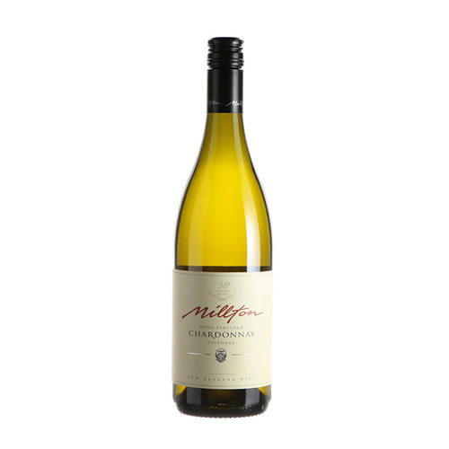 The Millton Vineyard Millton Opou Vineyard Organic Chardonnay 2013, Gisbourne New Zealand