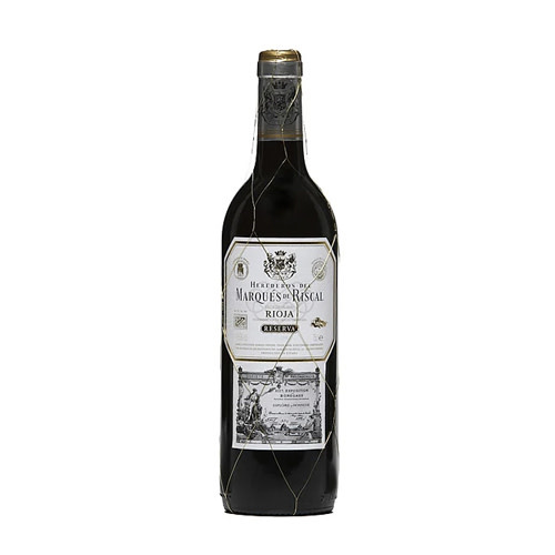 Marques de Riscal Marques de Riscal Reserva 2015, Tempranillo, Graciano, Rioja, Spain (375ml)