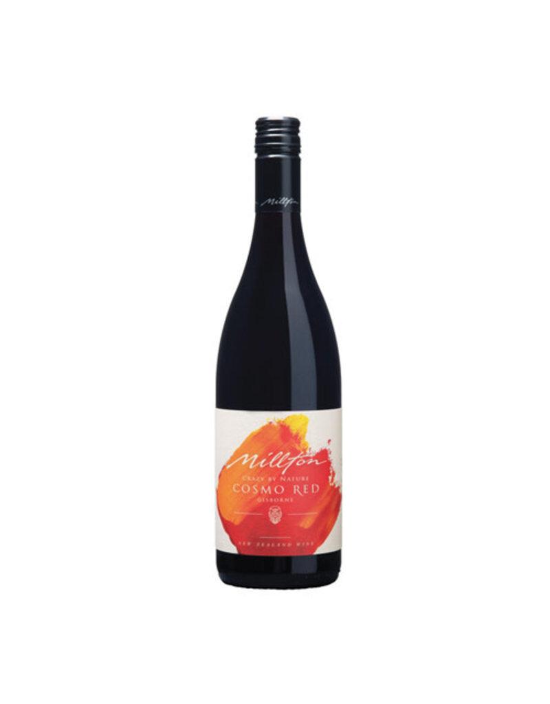The Millton Vineyard Millton Crazy by Nature Cosmo Red 2017, Malbec, Syrah, Viognier, Gisborne, New Zealand