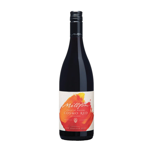 The Millton Vineyard Millton Crazy by Nature Cosmo Red 2017, Malbec, Syrah, Viognier, Gisborne, New Zealand