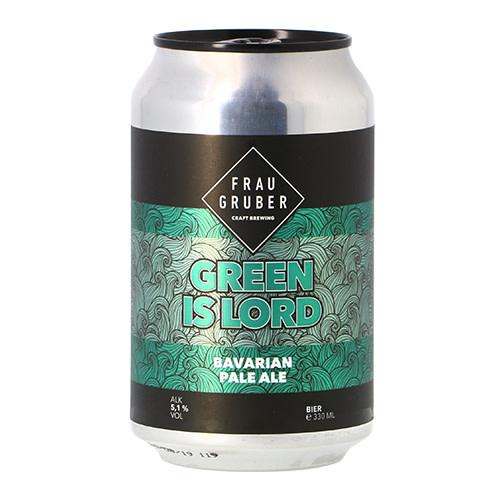 FrauGruber FrauGruber Green is Lord Pale Ale