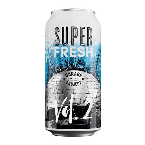 Garage Project Garage Project Super Fresh Vol. II Triple Hazy IPA