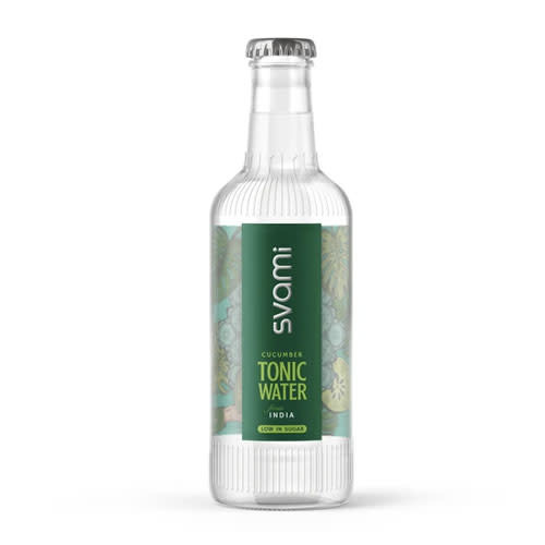 Svami Svami Cucumber Tonic Water