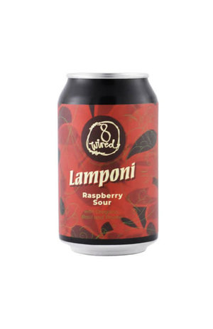 8Wired Brewing 8Wired Lamponi Raspberry Sour Ale