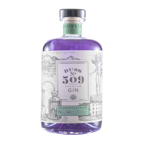Buss N°509 Buss N°509 Elderflower Gin