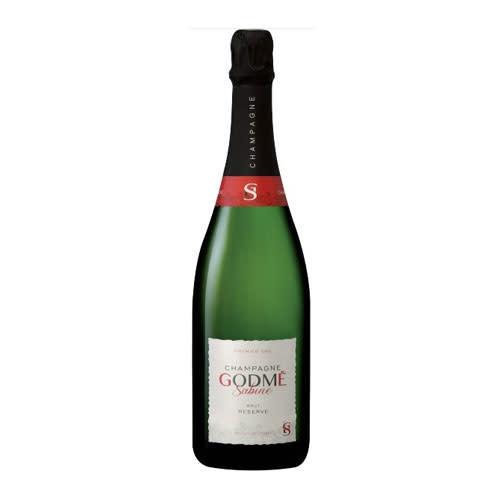 Godme Sabine Godme Brut Reserve Premier Cru NV, Champagne, France