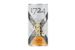 1724 Tonic Water 1724 Tonic Water 200ml Can