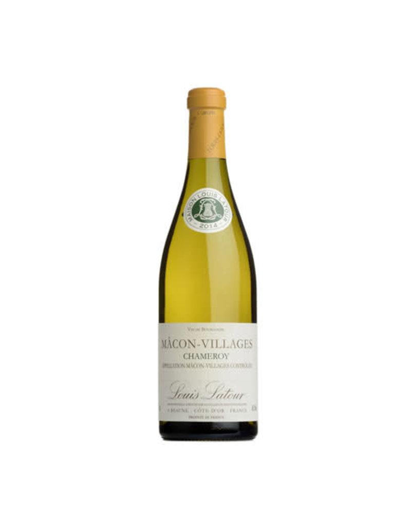"""Louis Latour Louis Latour Macon-Villages """"Chameroy"""" 2018, Chardonnay, Burgundy, France"""