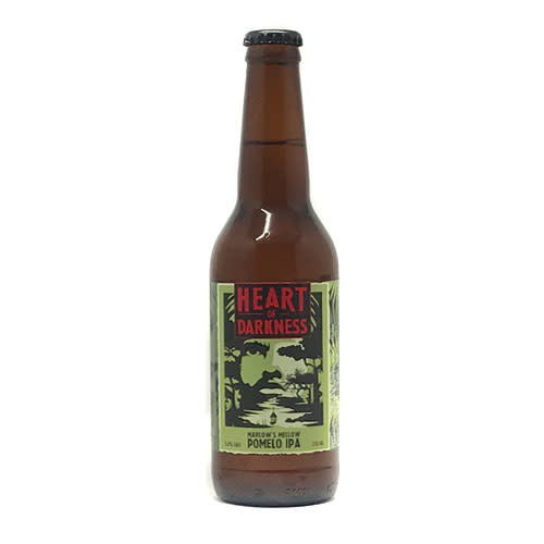 Heart Of Darkness Brewery Heart Of Darkness Brewery Marlow's Mellow Pomelo IPA